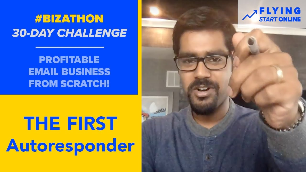 How To Write The First Autoresponder Email & Funnel Testing - (Day 9/30) #Bizathon