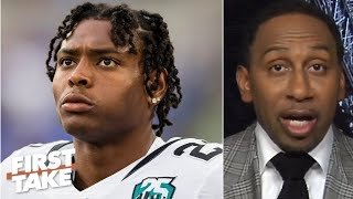 The Jaguars might have a change of heart about trading Jalen Ramsey - Stephen A.  | First Take