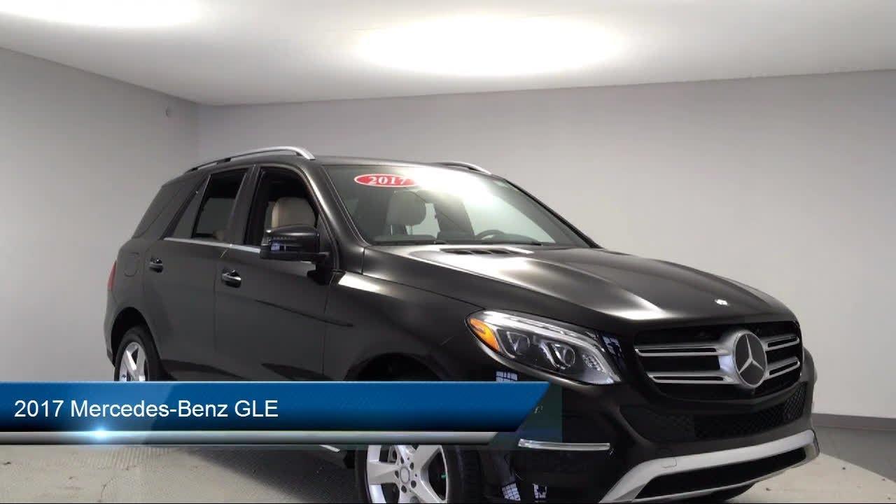 2017 Mercedes-Benz GLE Des Moines Urbandale Newton Ames ...