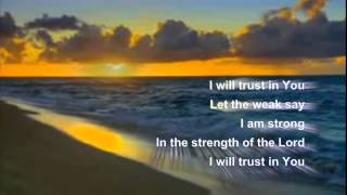 You Are My Hiding Place - Maranatha Karaoke with lyrics