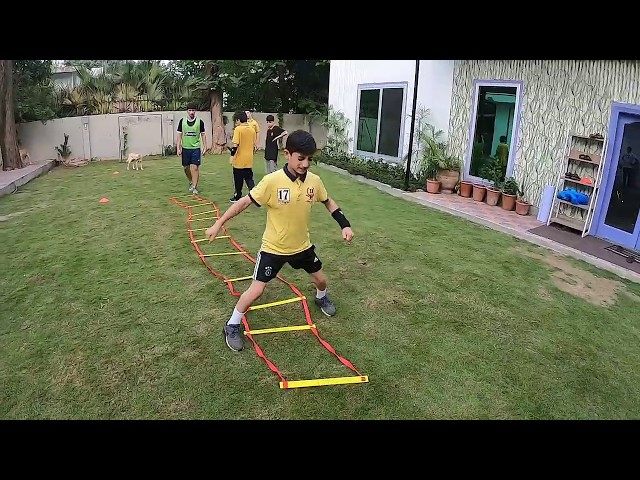 Training for Speed, Agility, and Quickness / Hammad Safi