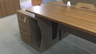 office workstations desk for  2 seat