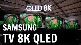 Nuova gamma TV Samsung 2019: nuovi 8K QLED fino a 98 pollici