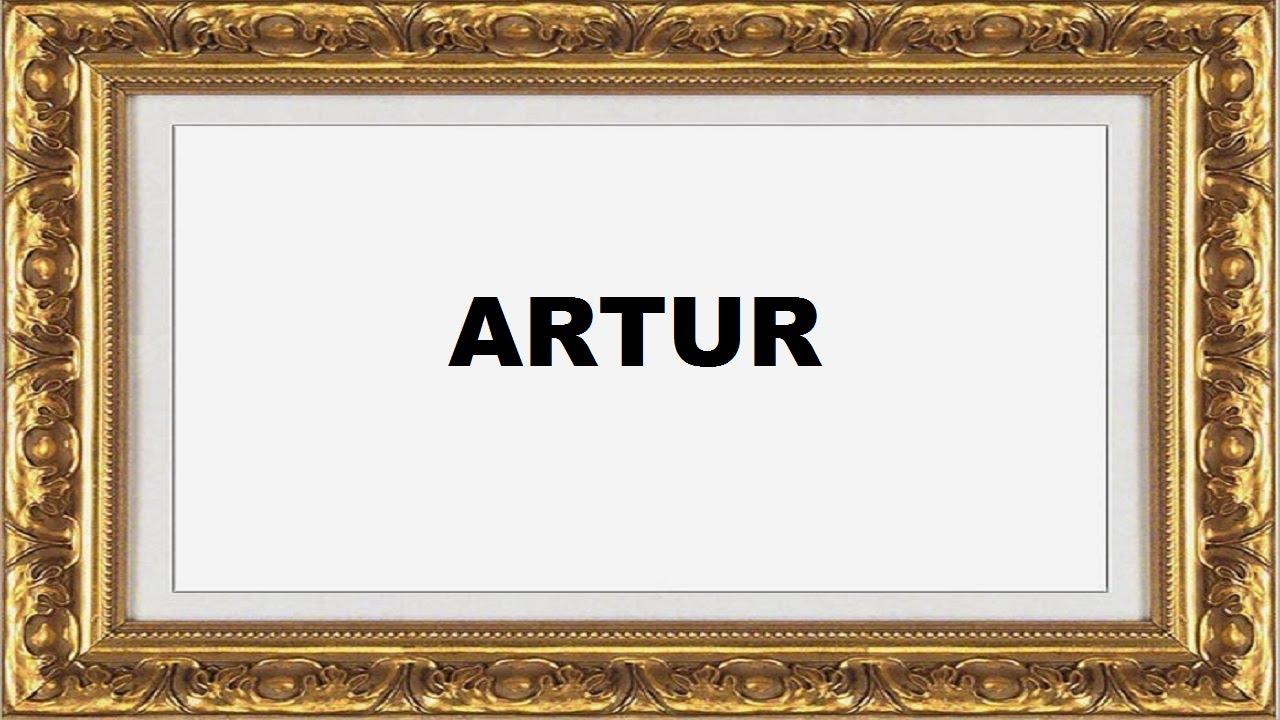 origem de Arthur