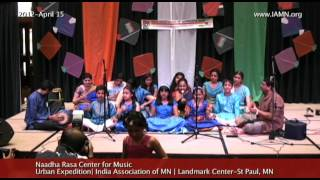 Naadha Rasa Center for Music-Carnatic Music 1[India Association of MN]