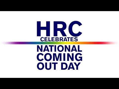 NATIONAL COMING OUT DAY 2014