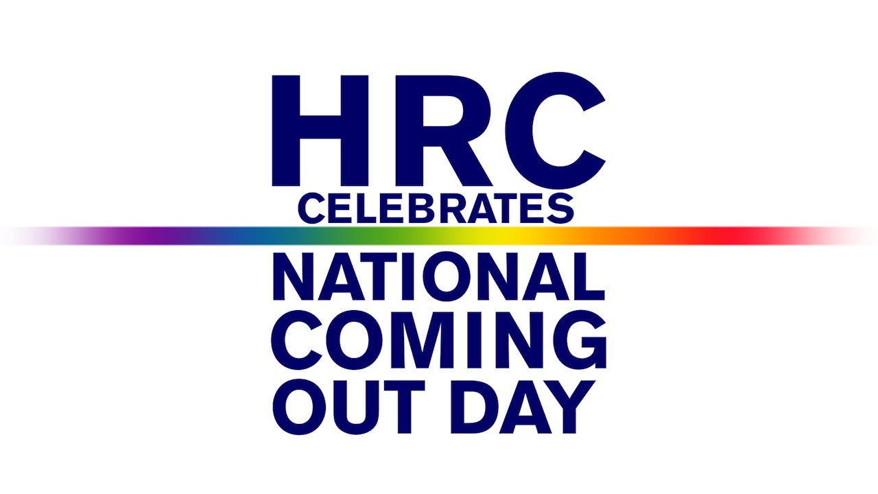 It's time to end National Coming Out Day
