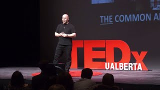 What YOU Would Tell YOUR Younger Self | Corey Poirier | TEDxUAlberta