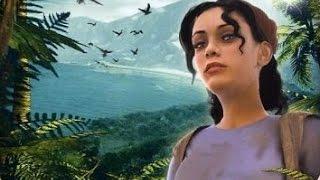 Прохождение игры Возвращение на таинственный остров часть 1 : Попадание на остров и исцеление юпа.