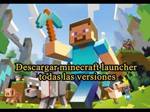 Como descargar Minecraft launcher Team Extreme TODAS LAS VERSIONES [De