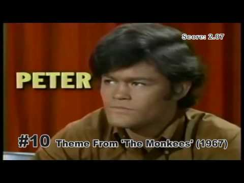 10 the monkees