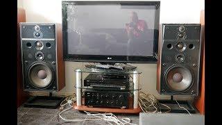 B&O beovox M100 mk2 test - The best speakers Bang & Olufsen made