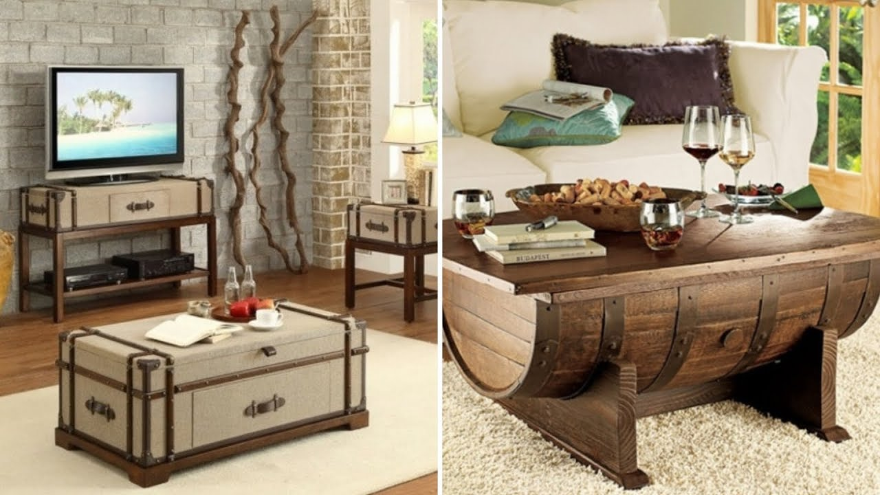 10 Living Room Upcycling Furniture Ideas Youtube