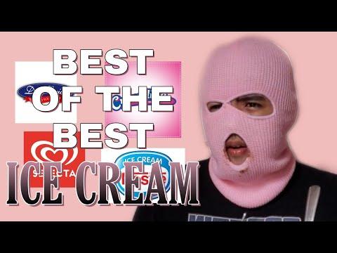 BEST OF THE BEST| ICE CREAM SA PINAS| Dan Eric's, Creamline, Nestle, Selecta