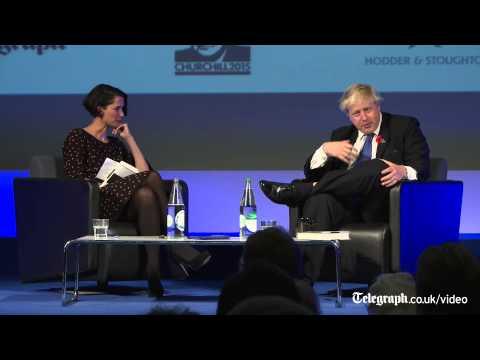Boris Johnson explains