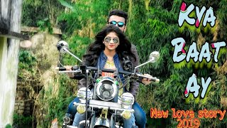 Kya baat ay | harrdy sandhu | cover by shubham sahota | cute love story | Xraj