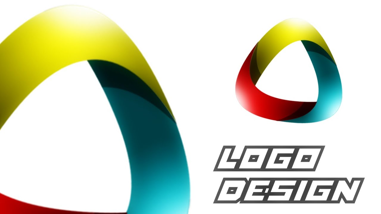 Professional Logo Design Photoshop Cc Tutorial Youtube