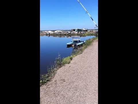 Рыбалка в Гулькевичах 1
