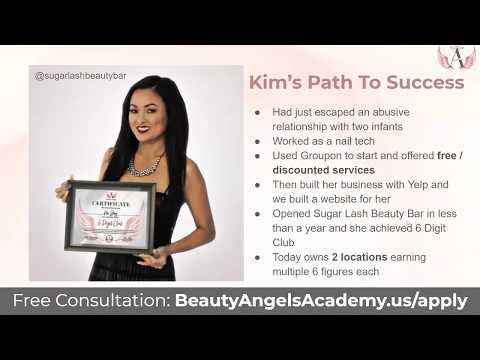 How We Produce 6 Figure Microblading Artists... Beauty Angels Academy USA