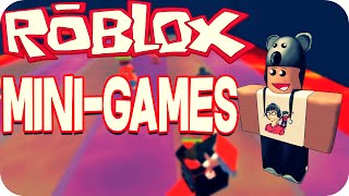 Roblox - Mini-Games (Feat.Pandinha e Zumber)
