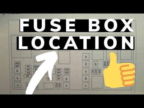 2014 Chrysler Town And Country Fuse Box Location And Diagram Youtube