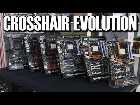 Asus Crosshair Evolution