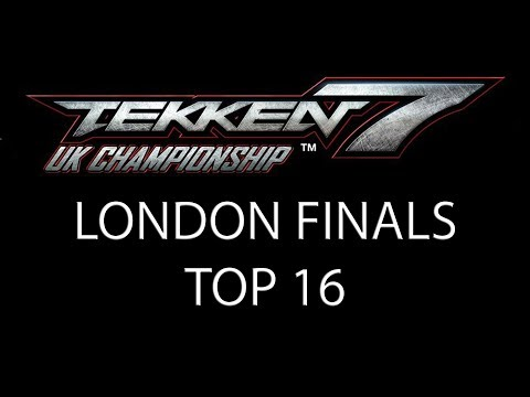 TEKKEN 7 UK Championships Finals TOP 16. (Kaneandtrench, Fergus, TheTruth + more)