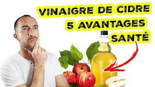 VINAIGRE DE CIDRE : 5 avantages (prouvés) pour la SANTÉ