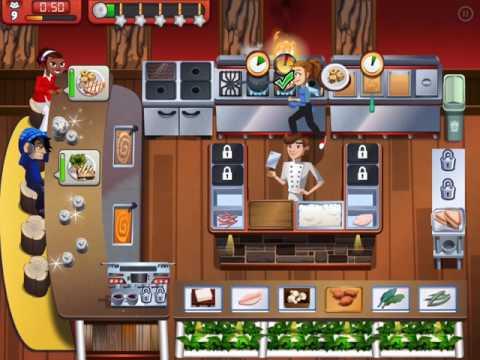 Cooking Dash 2016 - LGSP: Eats For Earth - Season 3 - Episode 7