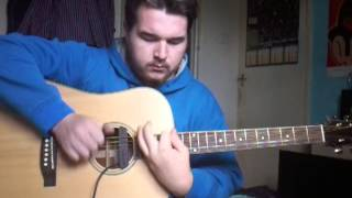 Ben Howard - Small things (guitar cover only)