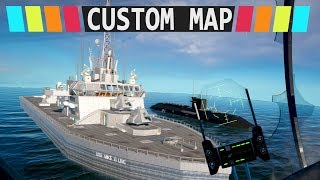 Far Cry 5 BATTLESHIP ATTACK | Arcade Custom Map