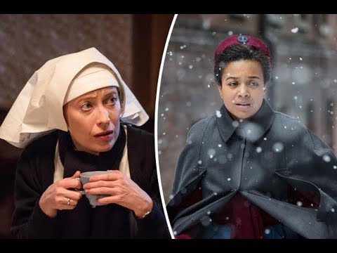 Call The Midwife: Race issue still hurts for  stars