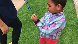 Harness for Kids | Anti Lost Child Safety Wrist Link | Toddler Safety Harness | Video Review