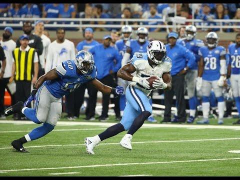 DeMarco Murray Breaks Huge 67-Yard Run (Week 2) | Titans vs. Lions