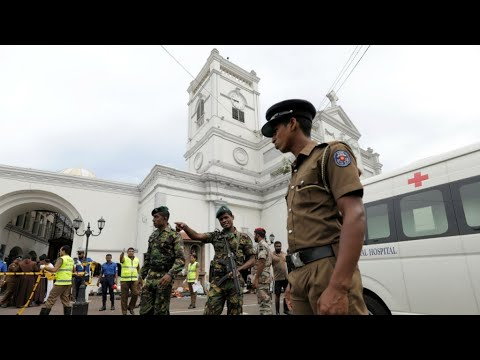 حصيلة تفجيرات سريلانكا تصل إلى 290 قتيلا وأكثر من 500 جريح  - نشر قبل 54 دقيقة
