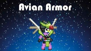 STARBOUND ARMORS - Avian