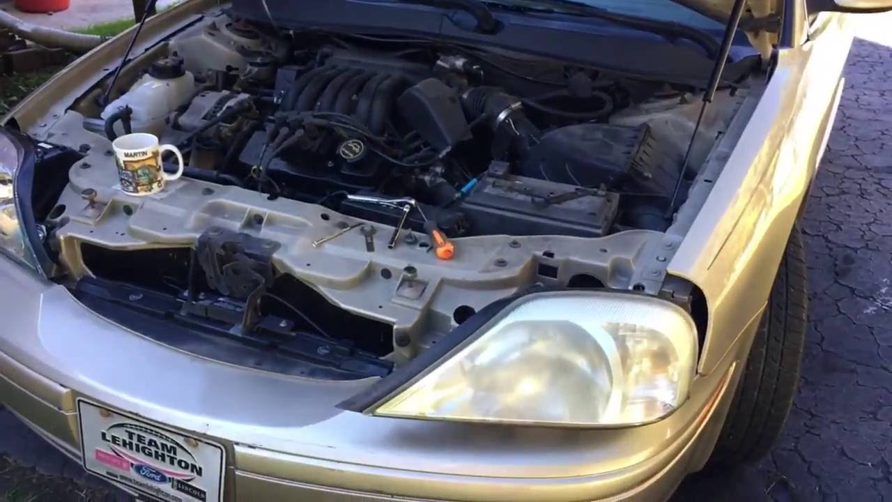 maxresdefault how to remove and install headlights on 01 mercury sable gs youtube  at gsmportal.co