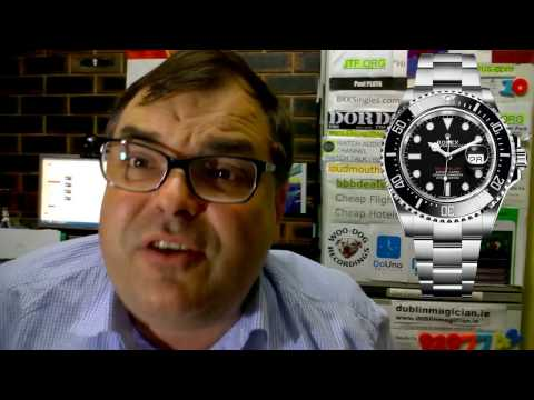 TRY TO AVOID BUYING NEW WATCHES INCLUDING ROLEX STEEL SPORTS