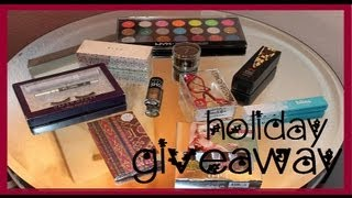 $300 Holiday Collab Giveaway! ♥ Thumbnail