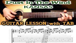 DOWNLOAD Guitar TAB/SHEET (High Quality PDF): https://www.matt10.com/product/dust-in-the-wind-kansas-guitar-tab-sheet/ ...