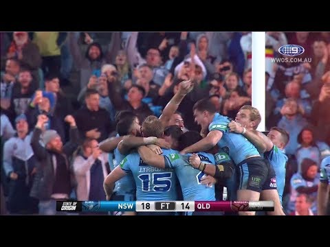 State of Origin Highlights: NSW v QLD - Game II