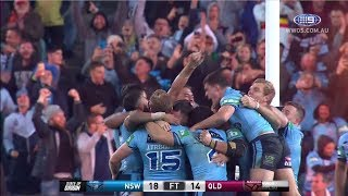 2018 State of Origin Highlights: NSW v QLD - Game II