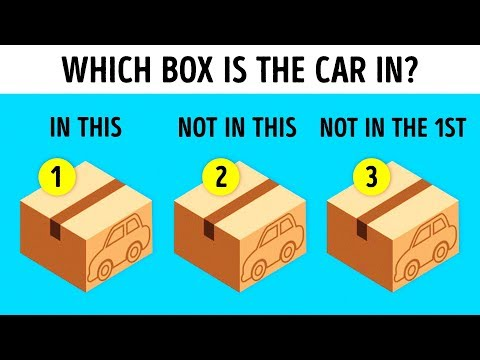 5 Logical Puzzles That'll Take Time to Crack