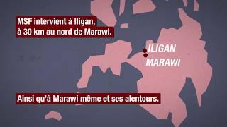 Philippines: soutenir les personnes déplacées qui fuient la ville de Marawi