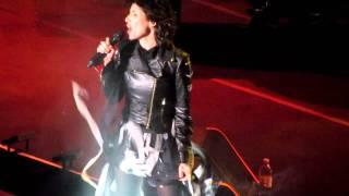 GIORGIA - DIETRO LE APPARENZE (HD) -DIETRO LE APPARENZE TOUR - ASSAGO 24/01/12