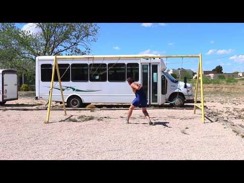 Zach Jackson Wrestles Inanimate Objects 1