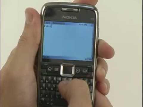 celular nokia e71 youtube rh youtube com manual usuario nokia e71 manual nokia e71 em portugues