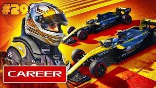 F1 2019 Career Mode Part 29: I'm Sorry Daniel..