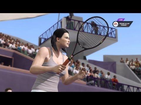 GameSpot Reviews - Grand Slam Tennis 2