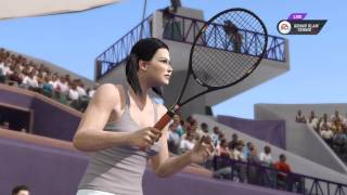 GameSpot Reviews - Grand Slam Tennis 2